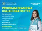 Program Beasiswa & Kuliah Gratis di ITTS